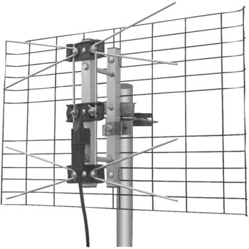 Eagle Aspen 2-Bay UHF Outdoor Antenna
