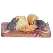 Dollhouse Bread On Board