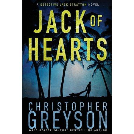 Heart Jack - Detective Jack Stratton Mystery: Jack of Hearts (Paperback)