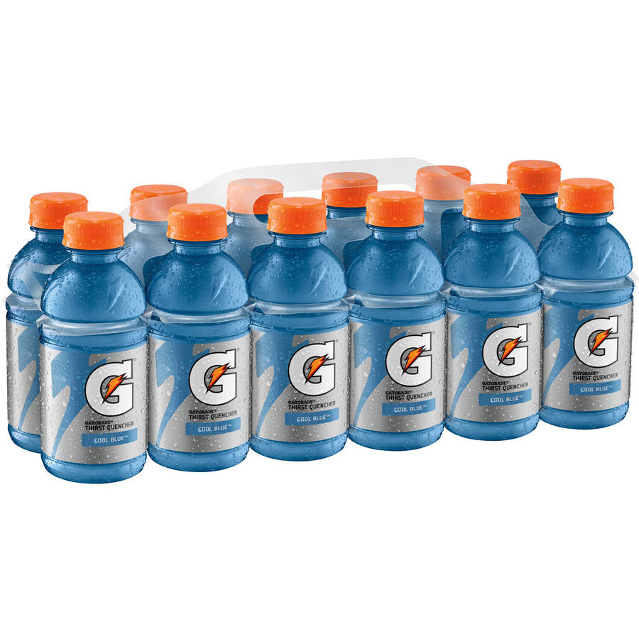 Gatorade Cool Blue Sports Drink, 12 Ct/144 Fl Oz