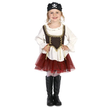 Pirate Tutu Girl Costume](Tutu Pirate Costume)