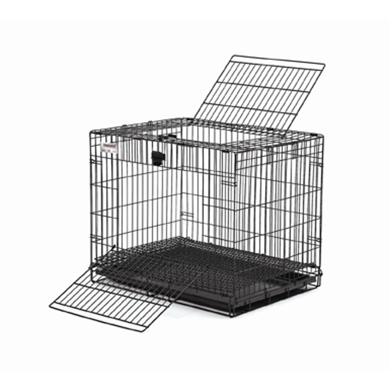 """Midwest Wabbitat Folding Rabbit Cage 25""""L x 19""""W x 20""""H, ..."""