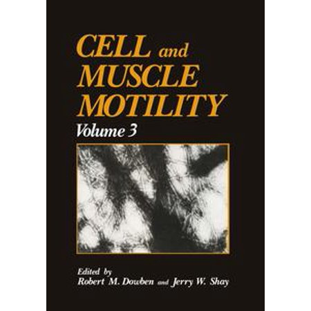 (Cell and Muscle Motility - eBook)