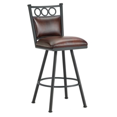 Strange Barrington Home Waterson Swivel Bar Stool Caraccident5 Cool Chair Designs And Ideas Caraccident5Info