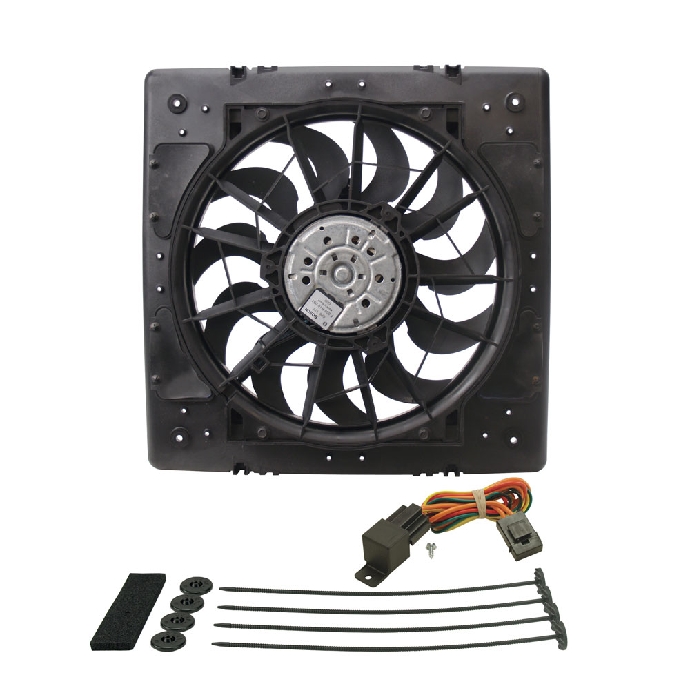 DERALE 13 in 2200 CFM HO RAD Electric Cooling Fan P/N 16926