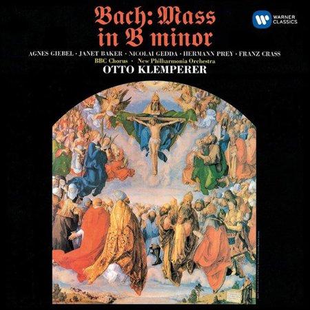 Bach / Klemperer, Otto - Mass in B Minor [CD]