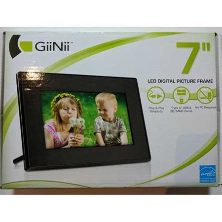 giinii photo frame gt-701p-1 firmware update