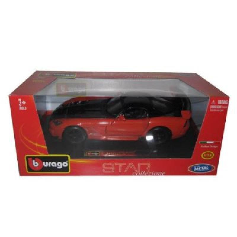 Sunstar Dodge Viper SRT 10 ACR Red 1/24
