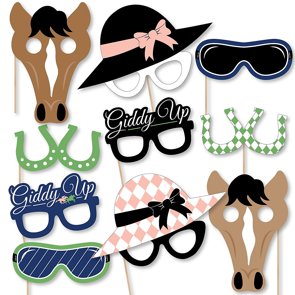 Kentucky Derby Official Sunglasses Perfect for Derby Day Fun Time with your Guests