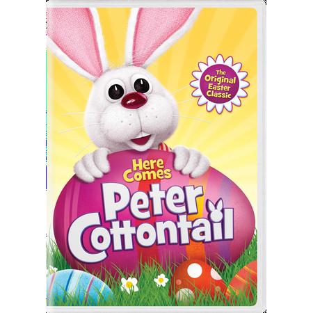 Here Comes Peter Cottontail (DVD)](Rankin Bass Halloween)