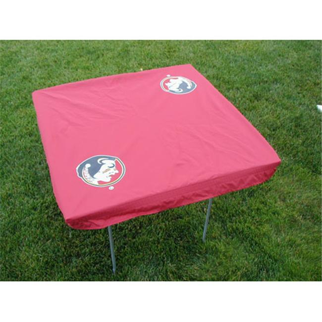 Rivalry Distributing RIV-RV196-4000 Florida State Seminoles NCCA Ultimate Card Table Cover