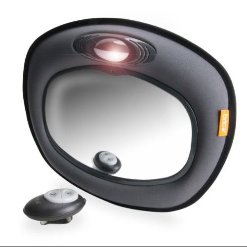 BRICA Day & Night Light Musical Auto Mirror by Munchkin