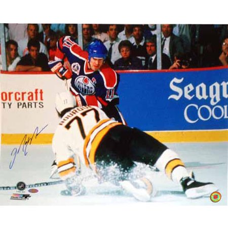 - Mark Messier Oilers vs Ray Bourque 16