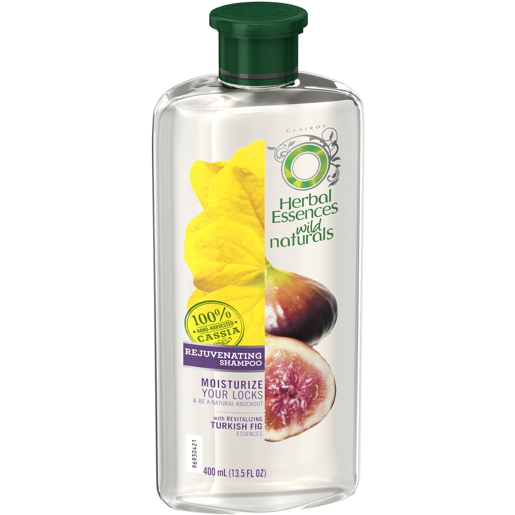 Herbal Essences Wild Naturals Rejuvenating Shampoo, 13.5 fl oz