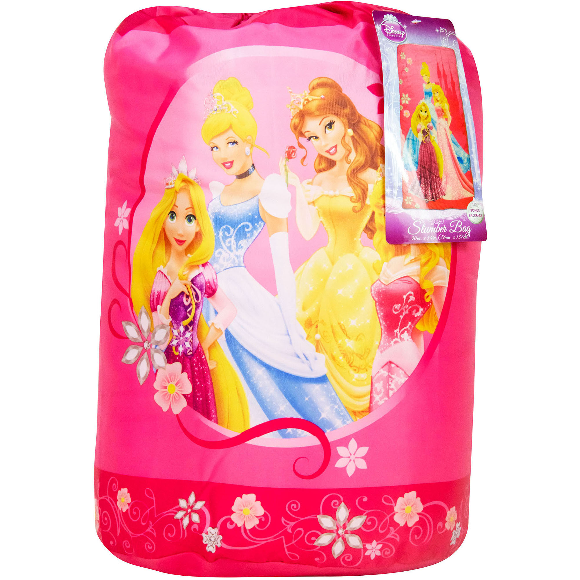 Disney Princess Tiara 'N Jewels Slumber Bag