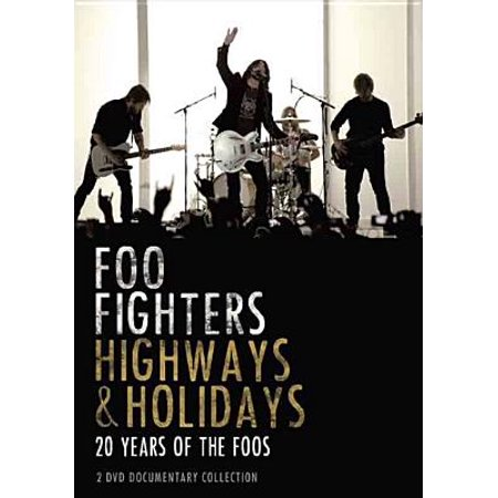 Foo Fighters: Highways & Holidays (DVD) ()