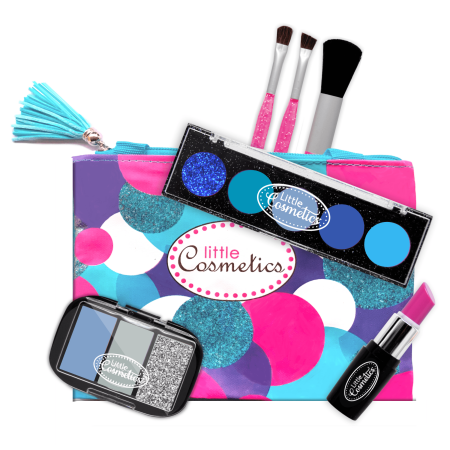 Little Cosmetics Pretend Makeup Icy Glam Set for $<!---->