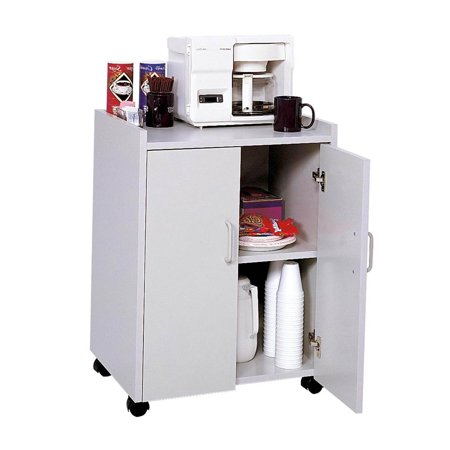 - Mobile Refreshment Center in Gray
