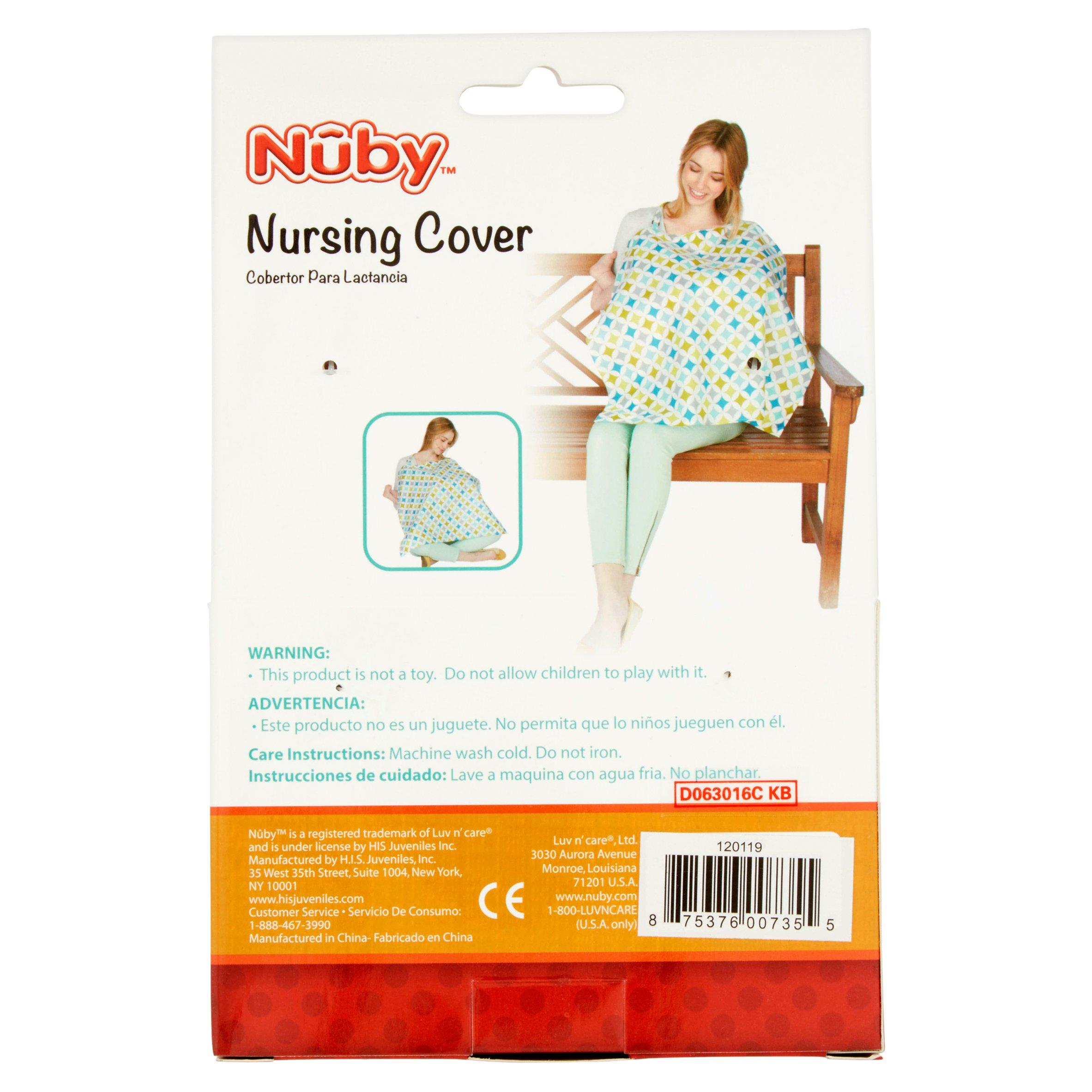 Nuby Nursing Cover - Walmart.com
