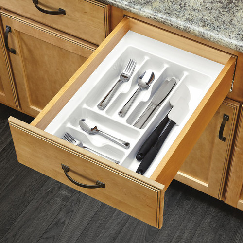 Rev-A-Shelf 4.06''H x 14.25''W x 21.25''D Drawer Organizer