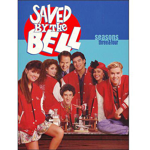 Saved By The Bell: Seasons Three & Four (Full Frame)