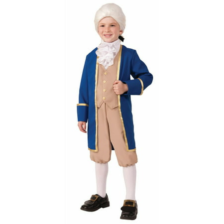 Halloween Child George Washington Costume](Halloween Washington Square Park)