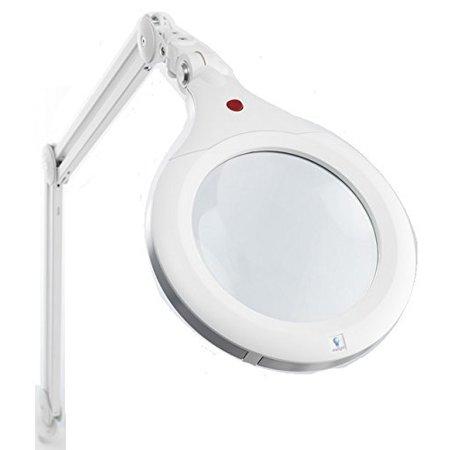 LED Ultra Daylight Lamp Company Slim U25080 Magnifying H9YEDIeW2b
