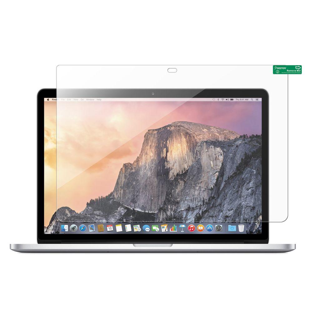 Insten Reusable Screen Protector For Apple MacBook Pro With Retina Display 15 Inch