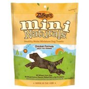 Zukes Mini Naturals Healthy Moist Training Treats, 6 oz