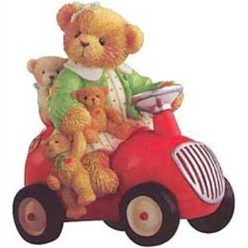 Roxanne... Friends Never Steer You Wrong Cherished Teddies 107075 ()
