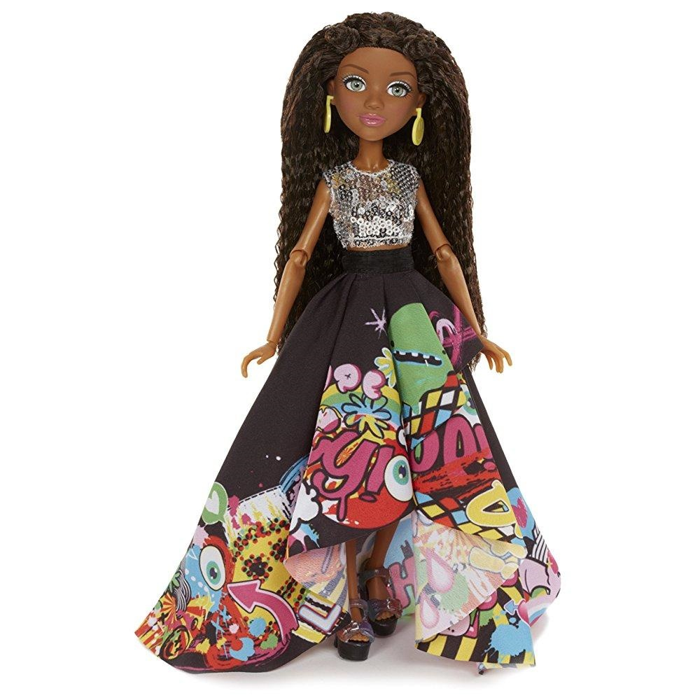 Project Mc2 Experiments with Doll, Bryden's Light Up Earrings