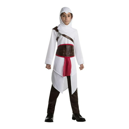 Assassin's Creed Altair Teen Costume (White) - Kids Assassin Creed Costume