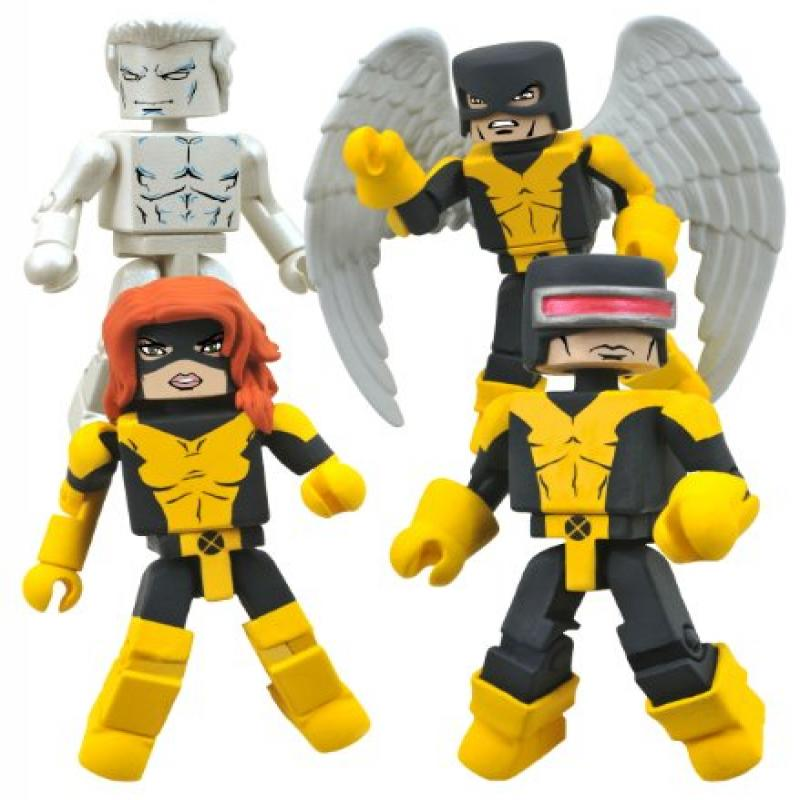 Diamond Select Toys Marvel Minimates: X-Men: First Class Box Set by MARVEL