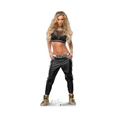 Advanced Graphics 2734 D-coupe de carton WWE Carmella, 65 x 24 po. - image 1 de 1
