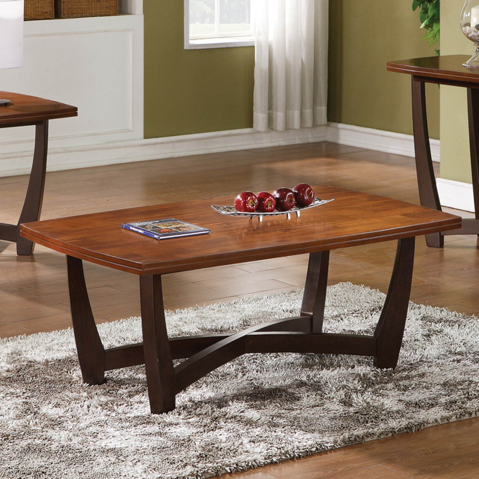 100 [ Silverwood Coffee Table ]