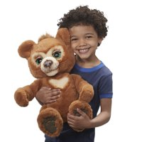 FurReal Cubby, the Curious Bear Electronic Pet