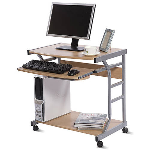 Bell 39 o computer desk black finish - Computer stands at walmart ...