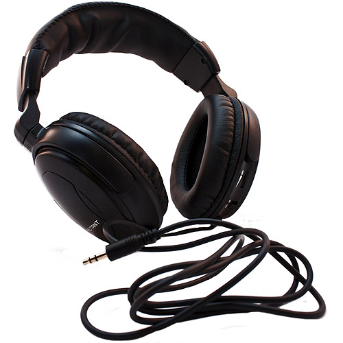 Mutant MIG-NC102 Active Noise Canceling Stereo Headphones