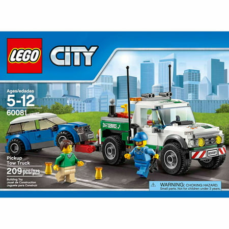 LEGO City Great Vehicles Pickup Tow
