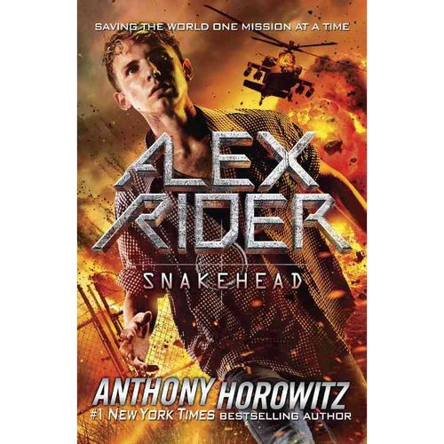 Snakehead: An Alex Rider Adventure