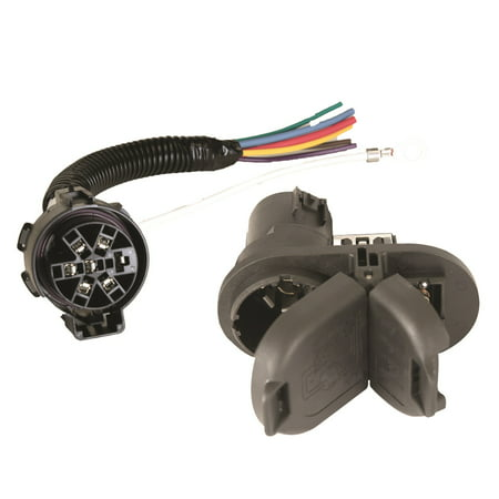 UPC 079976411448 - Hopkins Towing Solution 11141144 Vehicle To Trailer  Wiring Harness; Pre-wired Ha   upcitemdb.comUPCitemdb