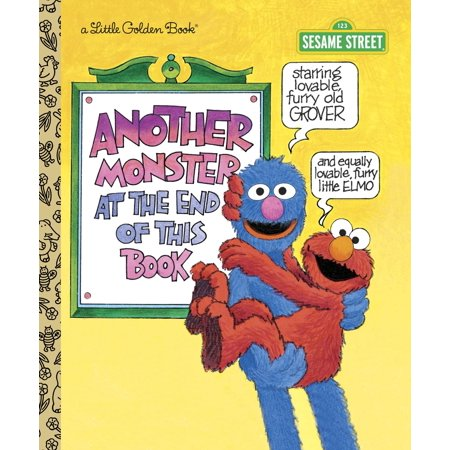 Another Monster at the End of This Book (Sesame Street) - Sesame Street Halloween Book