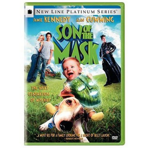 Son Of The Mask (Widescreen)