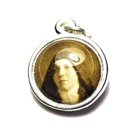 relic medal 3rd class of Saint Teresa of the Andes Teresa of Jesus patron Against disease illness Ill people Young people Santiago Los Andes Santa Teresa de Los Andes patrona de enfermos e