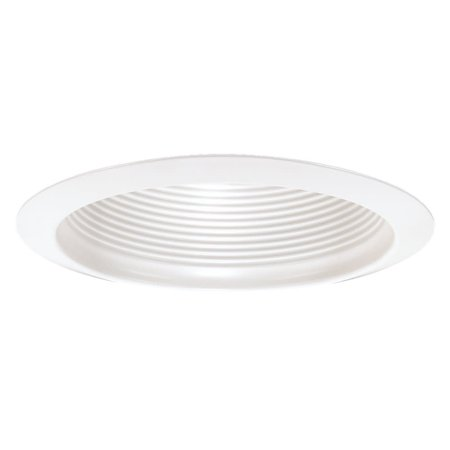 "Sea Gull Lighting 1151AT Recessed Trims 6"" Round Baffle Trim"