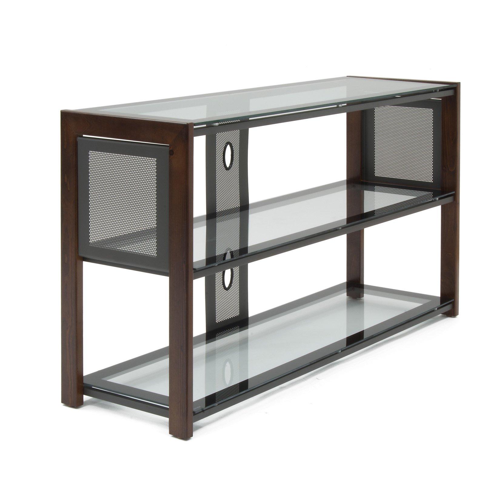 Calico Designs Office Line TV Stand - Sonoma Brown