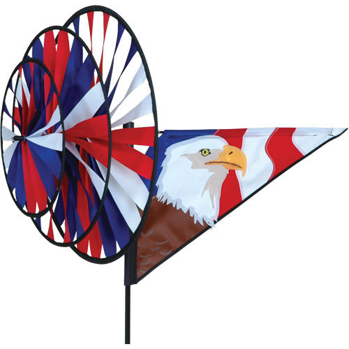 Premier Designs Eagle Triple Wind Spinner by Premier Designs