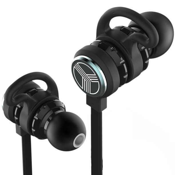 Treblab J1 Bluetooth Earbuds W Aptx Best Wireless Headphones For Sports Gym Running 2018 Upgraded Ipx6 Waterproof Sweatproof Magnetic Ear Buds Headset Noise Cancelling Earphones Microphone Mic Walmart Com Walmart Com