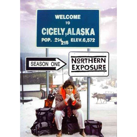 Northern Exposure Window - Northern Exposure: The Complete First Season (DVD)