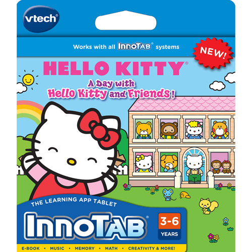 VTech InnoTab Software, Hello Kitty